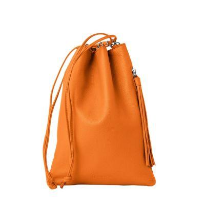 エルゴポックTC-DCレザー巾着(オレンジ)