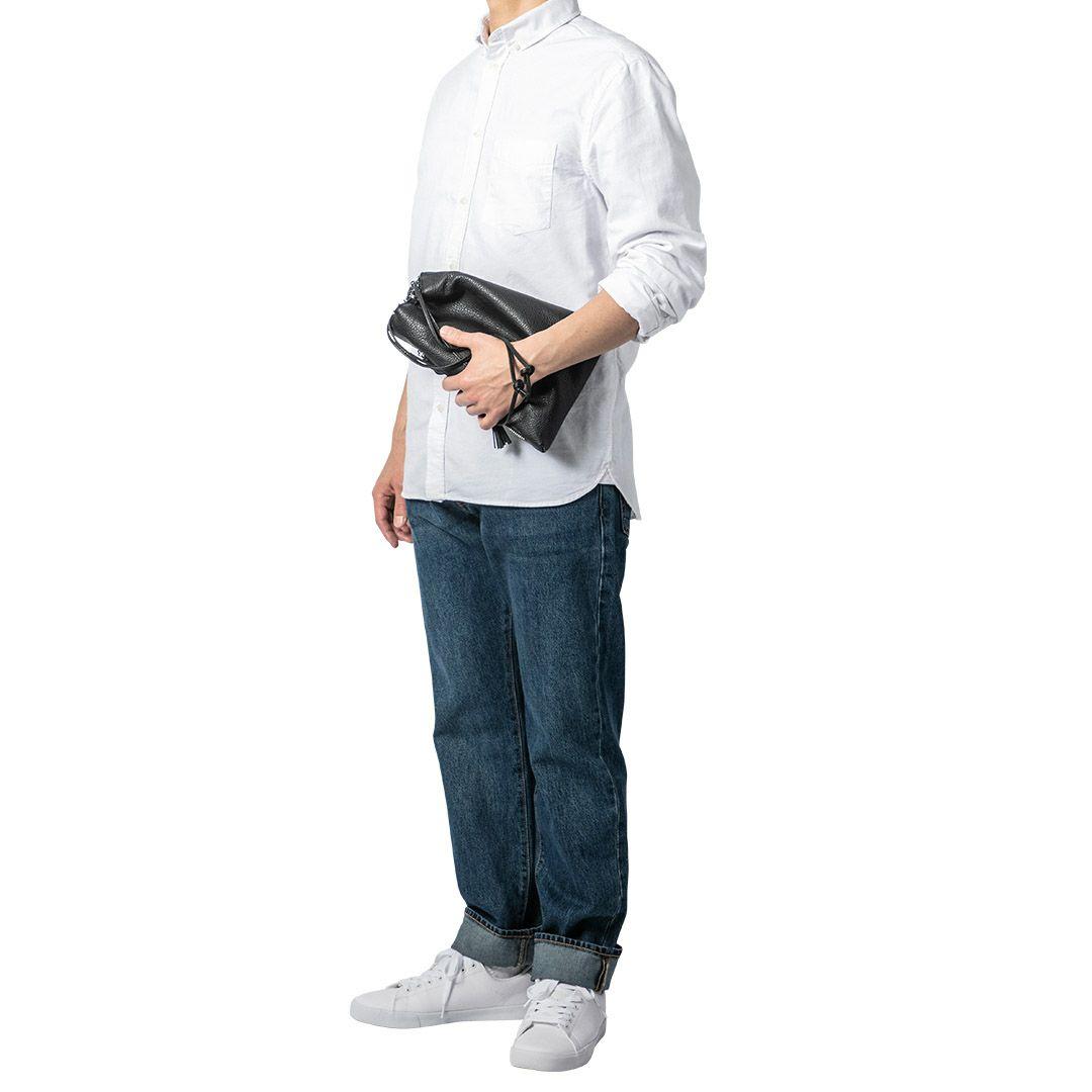 エルゴポックTC-DCレザー巾着詳細5