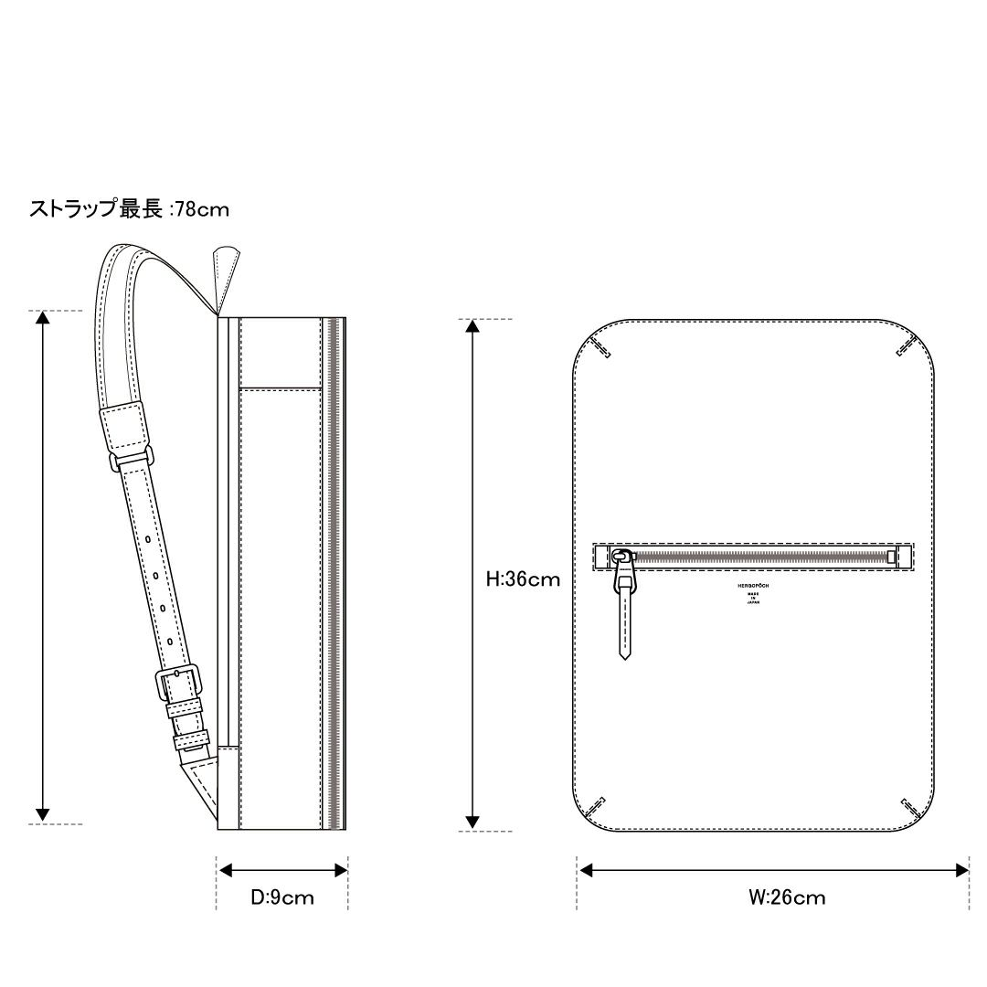 エルゴポックRL-BPバックパック/リュック詳細6