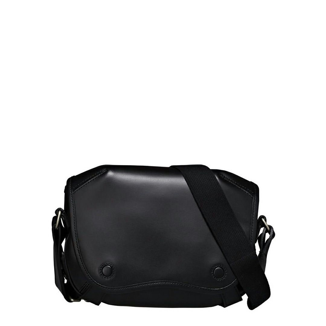 エルゴポック06-OVL2ショルダーバッグ(ブラック)