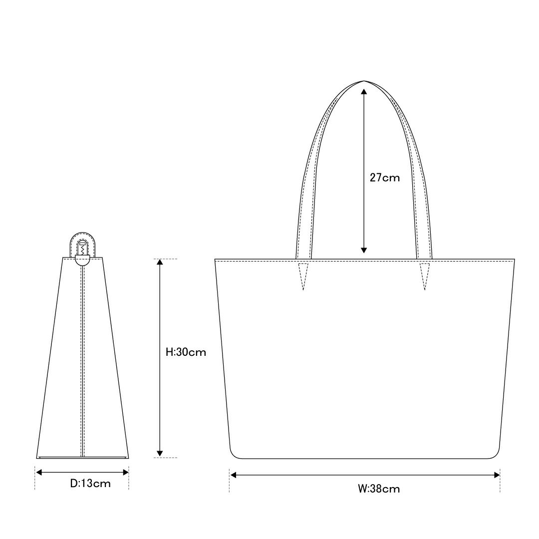 エルゴポック06-TTMトートバッグ詳細5